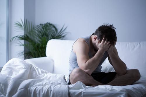 Depressed NYC Man