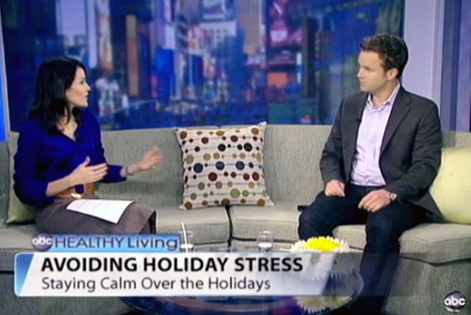 Stress Management for Dealing with Family and Holiday Eating