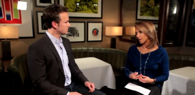 Dr. J. Ryan Fuller asked by Katie Couric about dark chocolate and other bad habits that might be good for you.