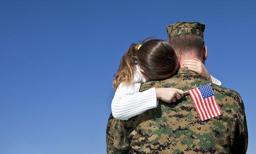 PTSD Veteran